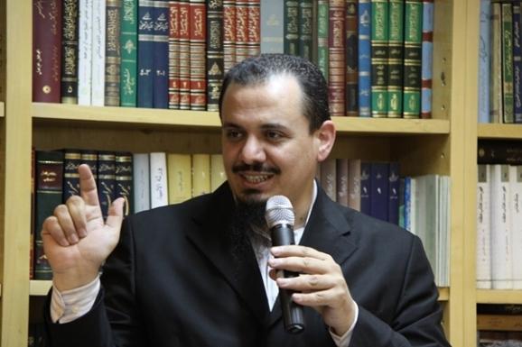 عبدالعاطی محیی الشرقاوی - مدیرمؤسسۀ علم لندن و نسخه شناس (کشور مصر)